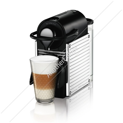 krups xn300d nespresso pixie eco coffee machine stainless steel ebay. Black Bedroom Furniture Sets. Home Design Ideas