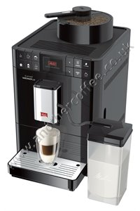 Melitta Caffeo Varianza CSP Automatic Beans-To-Cup Machine - Black