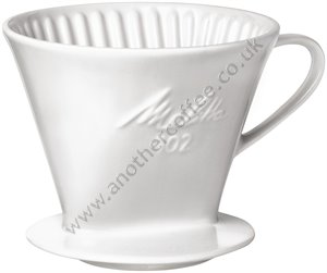 Melitta Porcelain Filter Cone Size 102