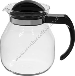 Glass Jug With Lid 1 Litre