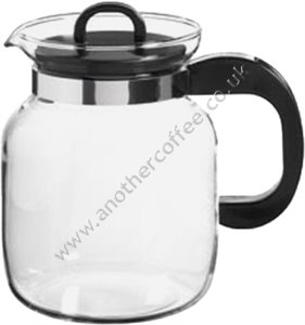 Randwyck Glass Jug With Lid 1 Litre