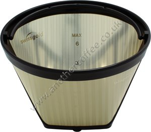 Swissgold KF2 Permanent Coffee Filter - Size 2