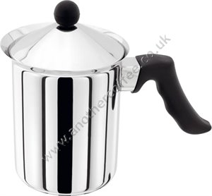 Judge JA90 Stainless Steel Cappuccino Creamer 0.8 Litre - Polished