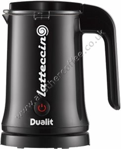 Dualit Latteccino Cordless Milk Frother - Black