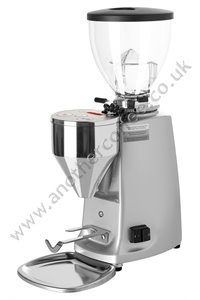 Mazzer Mini Electronic Grinder Type A - Silver