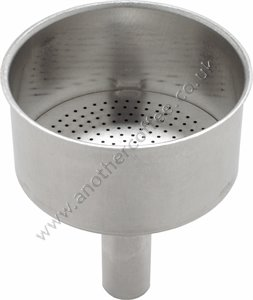 Bialetti Filter Funnel For Aluminium 6 Cup Moka Pots