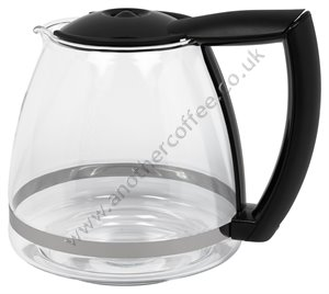 Krups Coffee Maker Replacement Jug : Krups F539 Replacement Glass Jug & Lid For Aroma Cafe Plus