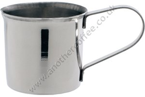 Stainless Steel Shot Pot 2oz - Polished