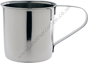 Stainless Steel Shot Pot 3oz - Polished
