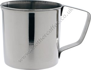 Stainless Steel Shot Pot 6oz - Polished