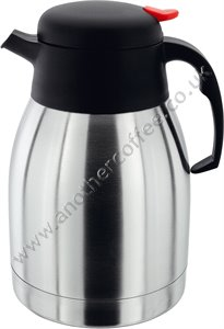 Stainless Steel Jug Flask 1.5 Litre - Satin