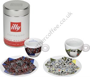 Illy Collection Espresso Cups: Origami - Set 3 (Set of 2)
