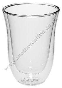 La Cafetiere Jack Double Wall Latte Glasses (Set of 2)