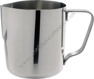 Stainless Steel Standard Jug 0.34 Litre - Polished