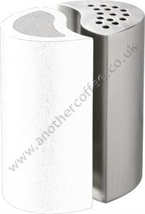 Mix & Match Stainless Steel Chocolate Shaker With Holes - Satin