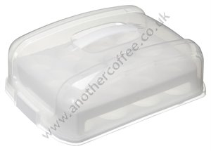 Sweetly Does It 24 Hole Cup Cake Carrier And Storage Box
