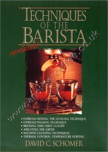 Techniques Of The Barista DVD - UPDATED EDITION