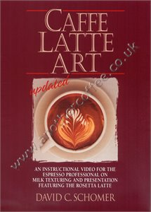 Caffe Latte Art DVD - UPDATED EDITION