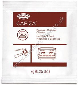 Urnex Cafiza Cleaning Powder (Single 1/4oz sachet)