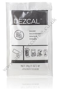 Urnex Dezcal Activated Descaler Sachet (Single 1oz sachet)