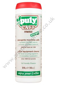 Puly Caff Verde Cleaning Powder (510g tub)
