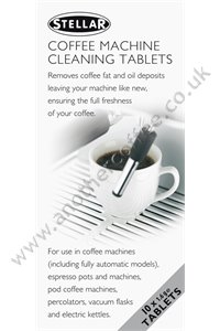 Stellar SSCF Cleaning Tablets (10x1.6g)