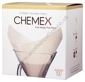 Chemex Square Filter Papers (Box of 100)