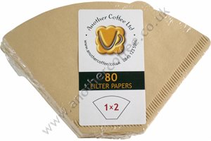 Filter Papers - Size 1x2 (Pack of 80)