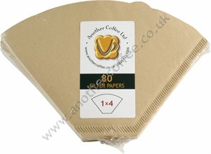 Filter Papers - Size 1x4 (Pack 0f 80)