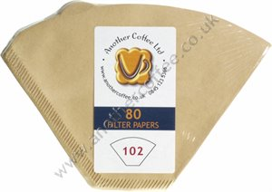 Filter Papers - Size 102 (Pack of 80)