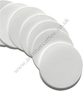 Filter Papers - 60mm (Pack of 100)