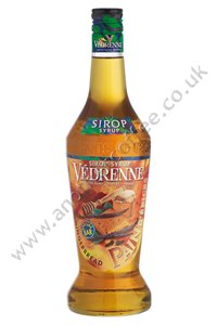 Vedrenne Coffee Flavouring Syrup: Gingerbread (700ml bottle)