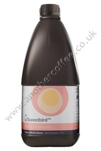 Sweetbird White Chocolate Sauce - 1.9 Litres