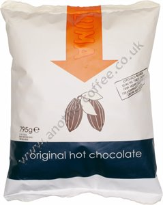 Zuma Hot Chocolate Powder: Original (795g bag)