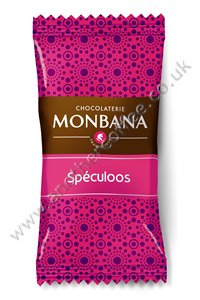 Monbana Individually Wrapped Speculoos Caramelised Biscuits - 900g