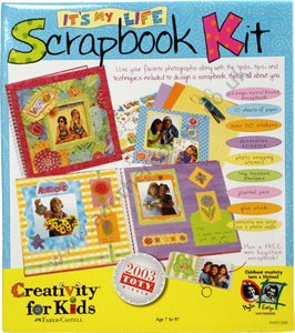 Faber-Castell It's My Life Scrapbook Kit